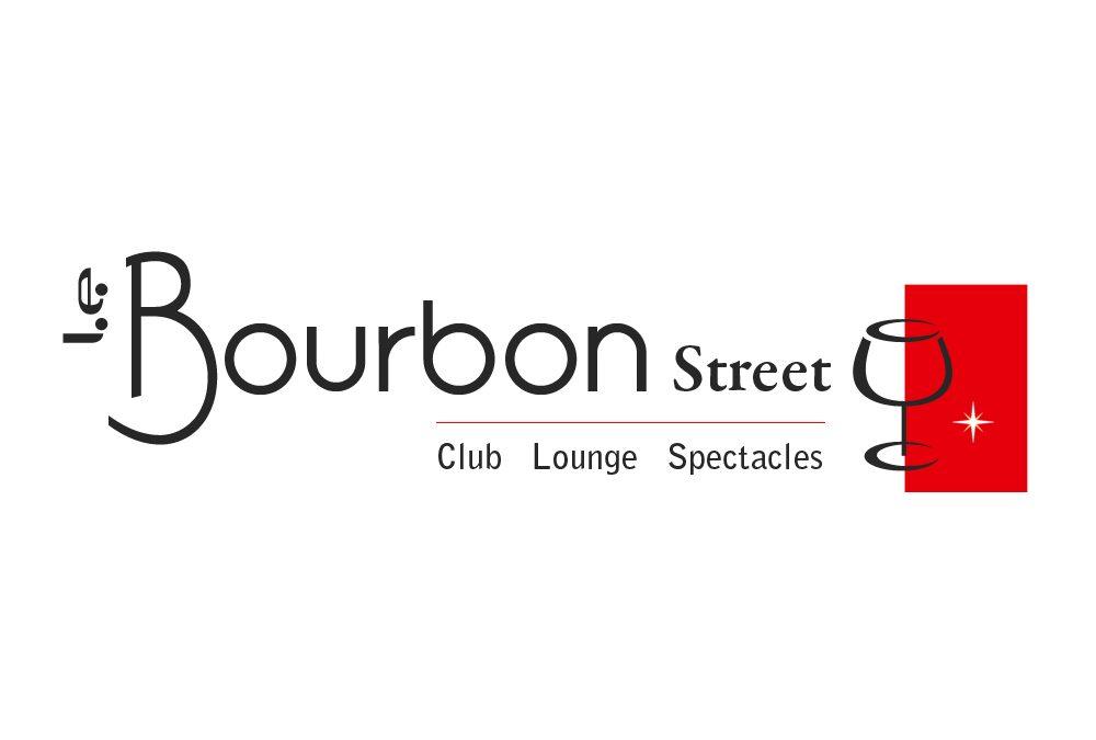 Logo & corpo Bourbon Street