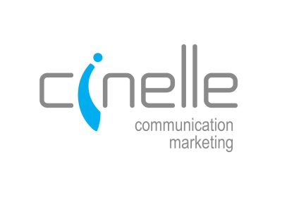Logo & corpo Cinelle Communication