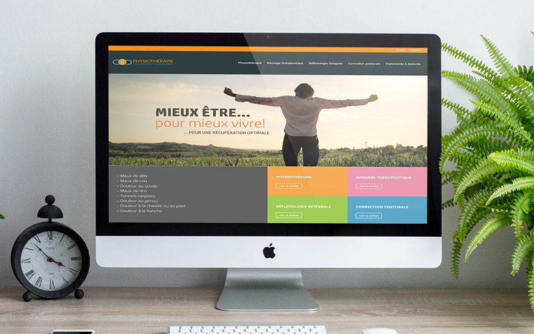 Site Physio Mouvement Conscient