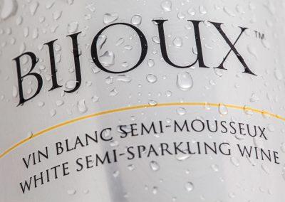 Branding Bijoux Wine